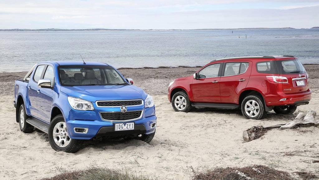 Chevrolet Colorado and Colorado7 tweaked for 2015 version