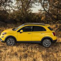 Fiat 500X officially introduced on the US market