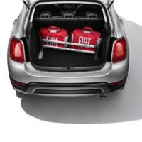 Fiat 500x receives Mopar treatment