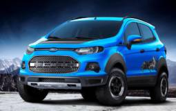 Ford EcoSport Storm introduced