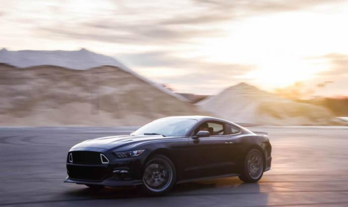 Ford Mustang RTR - Official pictures and details