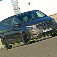 Hartmann Tuning for the new Mercedes Vito