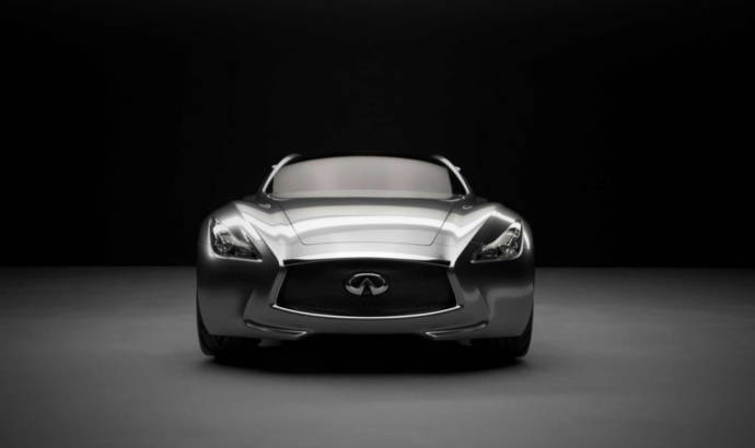 Infiniti Q60 Concept is expected to debut in 2015 NAIAS Detroit
