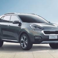 Kia KX3 Concept unveiled in China