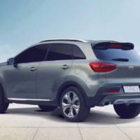 Kia KX3 Concept unveiled in China