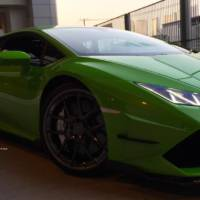 Lamborghini Huracan Affari by DMC