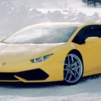 Lamborghini Winter Academy will feature the new Huracan
