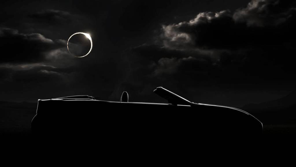 Lexus LF-C2 Concept - First teaser pictures