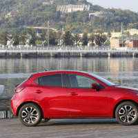 Mazda2 Euro-spec - More pictures and details