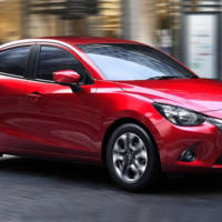 Mazda2 Sedan unveiled in Thailand
