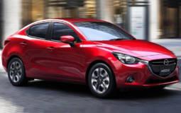 Mazda2 Sedan unveiled in Thailand
