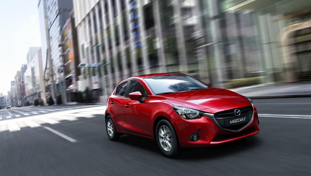 Mazda2 new information released