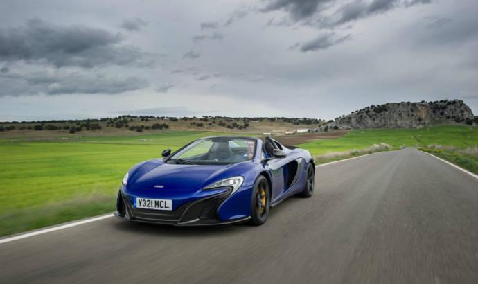 McLaren Sports Series model announced