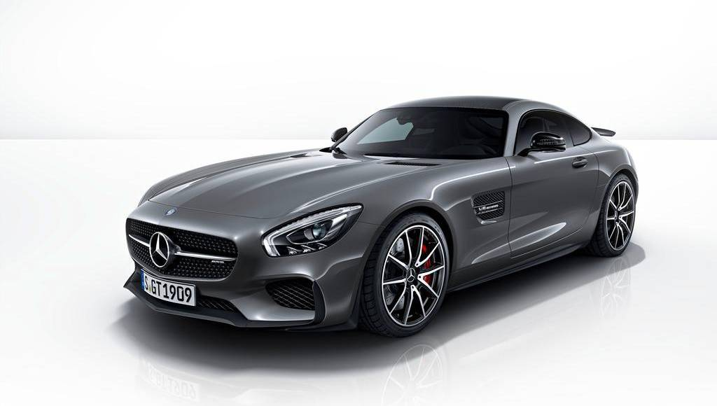 Mercedes-AMG GT priced in UK