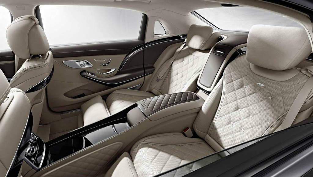 Mercedes-Maybach S600 teased ahead of LA debut