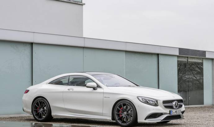 Mercedes S63 AMG Coupe first review