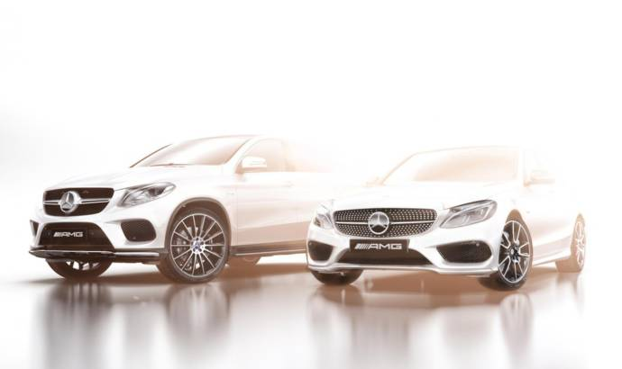 Mercedes launches AMG Sport division to rival BMW M Performance