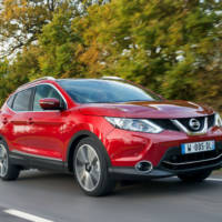Nissan Qashqai receives 1.6 DIG-T petrol unit