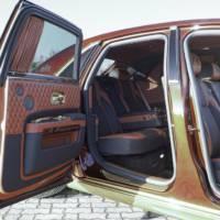 Rolls-Royce Ghost Series II modified by Mansory