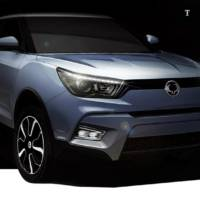 Ssangyong Tivoli will rival the Nissan Juke