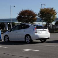 Toyota Safety Sense technology previewed