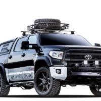 Toyota Tundra Tim Love prepared for SEMA