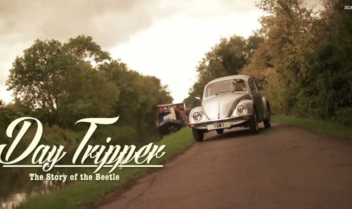 VIDEO: The story of Volkswagen Beetle
