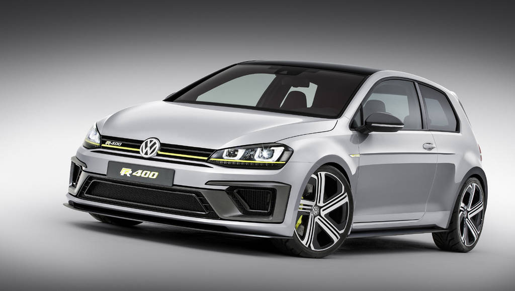 Volkswagen Golf R400 approved for production
