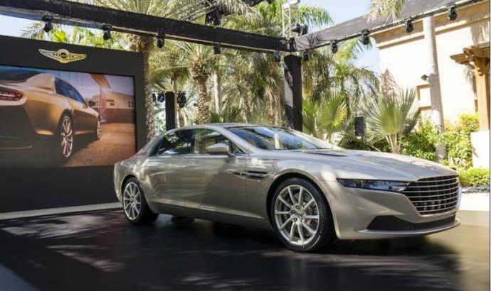 Aston Martin Lagonda Taraf introduced in Dubai