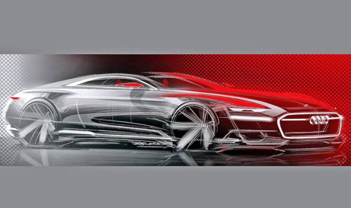 Audi A9 Concept revealed in new sketches