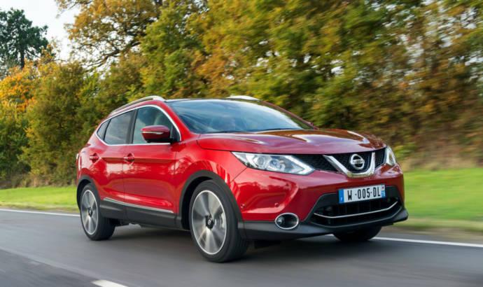 Nissan Qashqai receives 1.6 DIG-T petrol unit