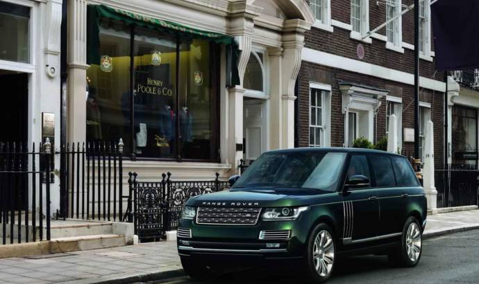 Range Rover Holland & Holland introduced