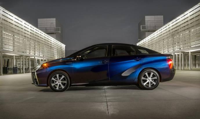 Toyota Mirai FCV unveiled with 480 km range (+Video)
