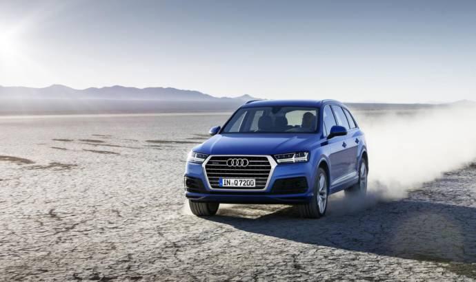 2015 Audi Q7 - Video debut