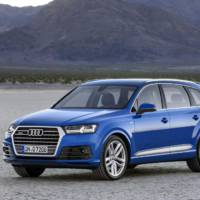 2015 Audi Q7 officially unveiled