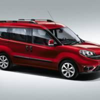 2015 Fiat Doblo unveiled for UK market