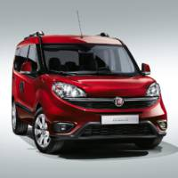 2015 Fiat Doblo unveiled for UK market