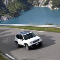 2015 Jeep Renegade UK prices announced