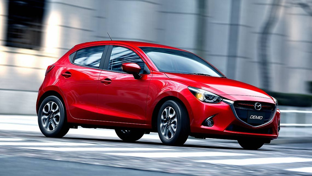 2015 Mazda2 UK pricing announced