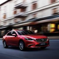 2015 Mazda6 UK prices announced