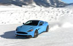 Aston Martin On Ice drive event announced in US