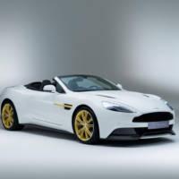 Aston Martin Works reveals the new Vanquish 60 anniversary