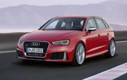 Audi RS3 Sportback prices revealed