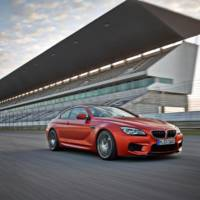 BMW M6 facelift - Official pictures and details (+Video)