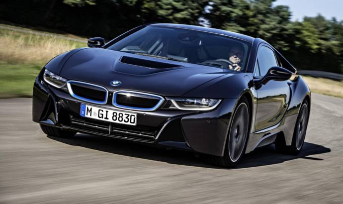 BMW i8 is the Top Gear Car of the Year