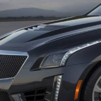 Cadillac CTS-V officially unveiled ahead of NAIAS 2015 debut