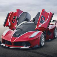 Ferrari FXX K bows in Dubai