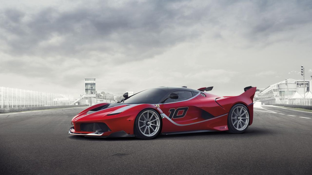 Ferrari FXX K already sold out