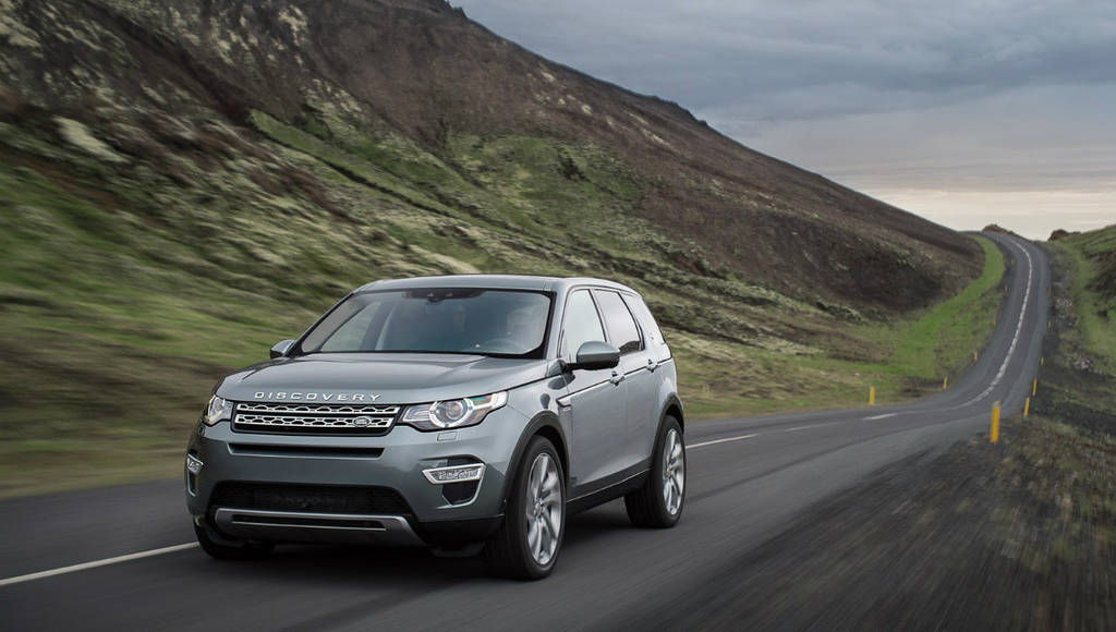 First driving impressions of the new Land Rover Discovery Sport
