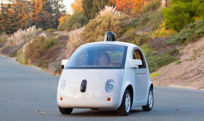 Google autonomous car reaches final version